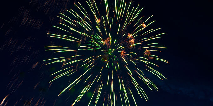 The 13 Best Places to See 4th of July Fireworks on the East