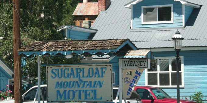 Sugarloaf Mountain Motel and Market