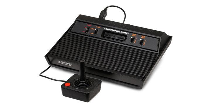 Photo 15Atari-2600-Console