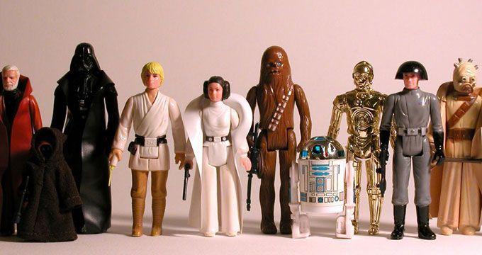 Photo 21Star-Wars-Figurines