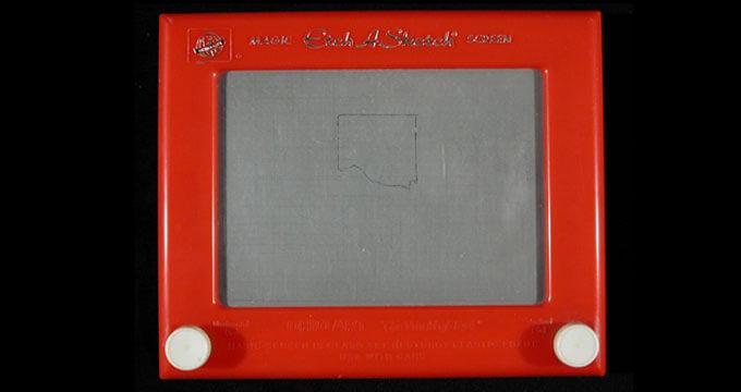 Photo 24Etch-A-Sketch
