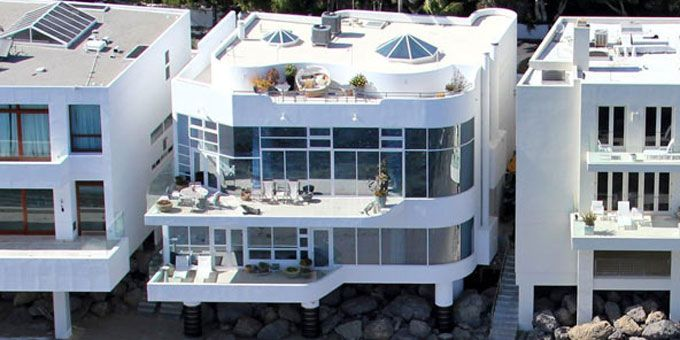 10 Photos Of Insane Celebrity Homes In Malibu You Won 39 T Believe
