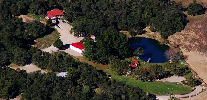 Photo Aerial-ReaganRanchoDelCielo