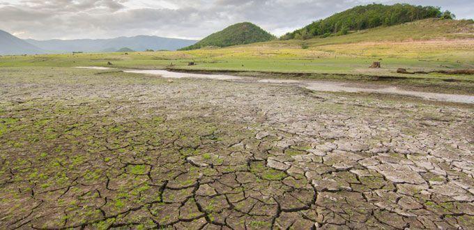 Photo drought