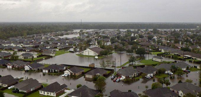 Photo hurricaneIssac