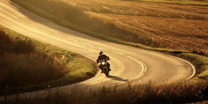 California Cruising  9 Scenic Motorcycle Routes You Should