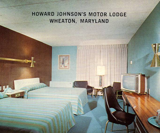 Howard johnson motor lodge new york city for Johnson motor company of south carolina