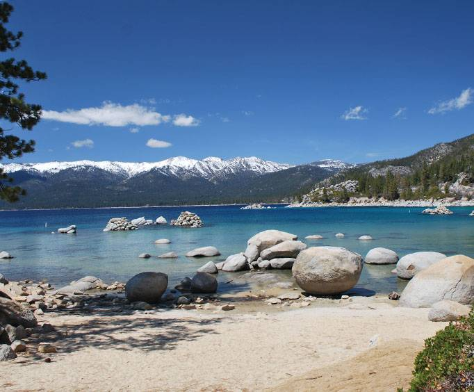 Lake Tahoe The Clearest Lake In The U S