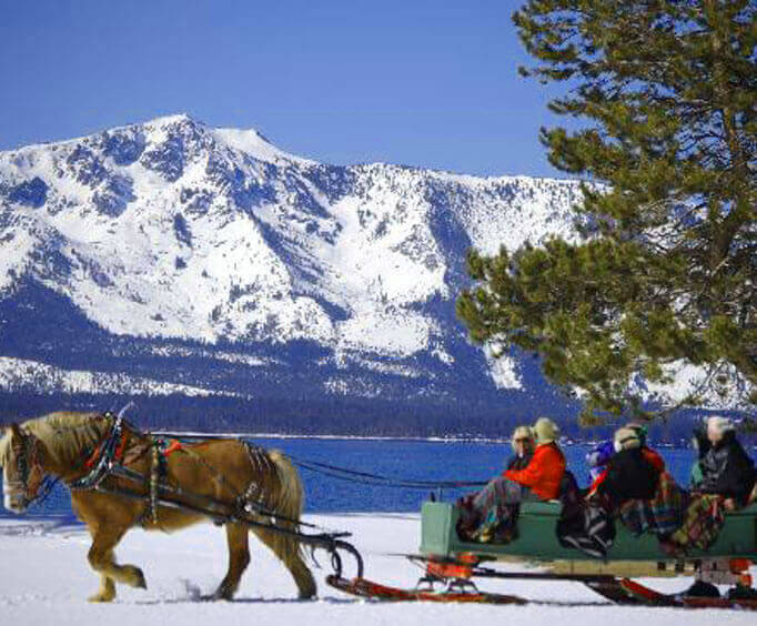 christmas vacation ideas in lake tahoe