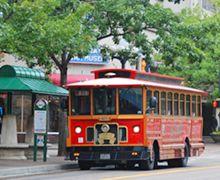 Alamo Trolley Tour