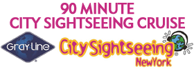 90 Minute City Sightseeing Cruise