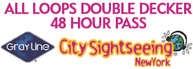 All Loops Double Decker Tour 48 Hour Pass