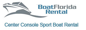 Center Console Sport Boat Rental in Jacksonville, Florida 2018 Schedule