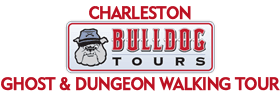 Charleston Ghost & Dungeon Walking Tour 2019 Schedule
