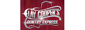Clay Cooper's Country Music Express 2019 Schedule