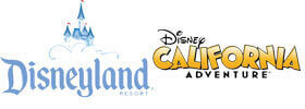 Disneyland and Disney's California Adventure