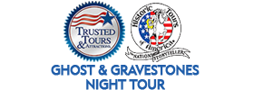 Ghost & Gravestones Night Tour - St. Augustine, FL