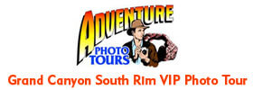 Grand Canyon South Rim VIP Photo Tour