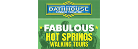 Hot Springs Walking Tours