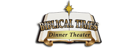 King of Psalms! at the Biblical Times Theater