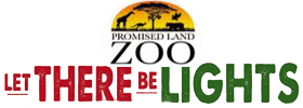 Let There Be Lights Promised Land Zoo Christmas Experience Schedule