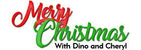 Merry Christmas With Dino and Cheryl  2019 Schedule