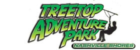 Nashville Zipline & Treetop Adventure Park at Nashville Shores