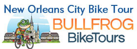 New Orleans City Bike Tour