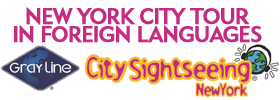 New York City Tour in Foreign Languages