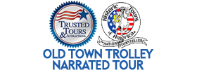 Old Town Trolley Narrated Tour - St. Augustine, FL