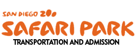 San Diego Safari Park Transportation and Admission 2019 Schedule