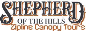 Shepherd of the Hills Zipline Canopy Tours 2019 Schedule