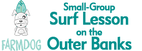 Small-Group Surf Lesson on the Outer Banks