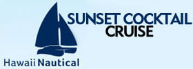 Sunset Cocktail Cruise in Honolulu, Hawaii 2018 Schedule