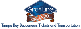 Tampa Bay Buccaneers Tickets and Transportation