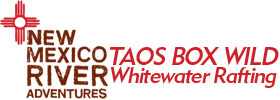 Taos Box Wild Whitewater Rafting in Santa Fe, New Mexico