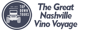 The Great Nashville Vino Voyage - Top Down Jeep Tour from Nashville to Arrington Vineyards