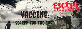 Vaccine: Search For The Cure Escape Experience