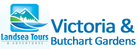 Victoria and the Butchart Gardens Tour