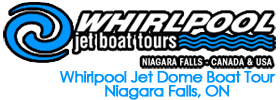 Whirlpool Jet Dome Boat Tour, ON