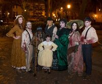 Ghost Trolley Tour with Pirates House Tour & Dinner Photo