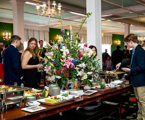 Grand Hotel Luncheon Buffet And Self Guided Tour