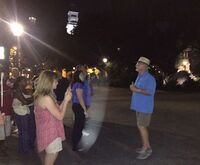 Savannah Hauntings Walking Tour Photo