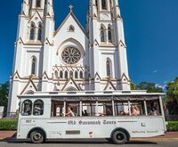 Savannah Experience: Sightseeing Bus Tour of the Historic and Victorian Districts Photo