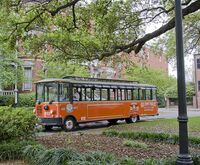 Savannah Narrated Trolley Tour Photo