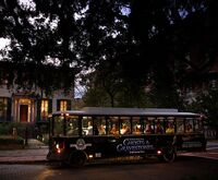 Ghosts & Gravestones of Savannah Bus Tour Photo