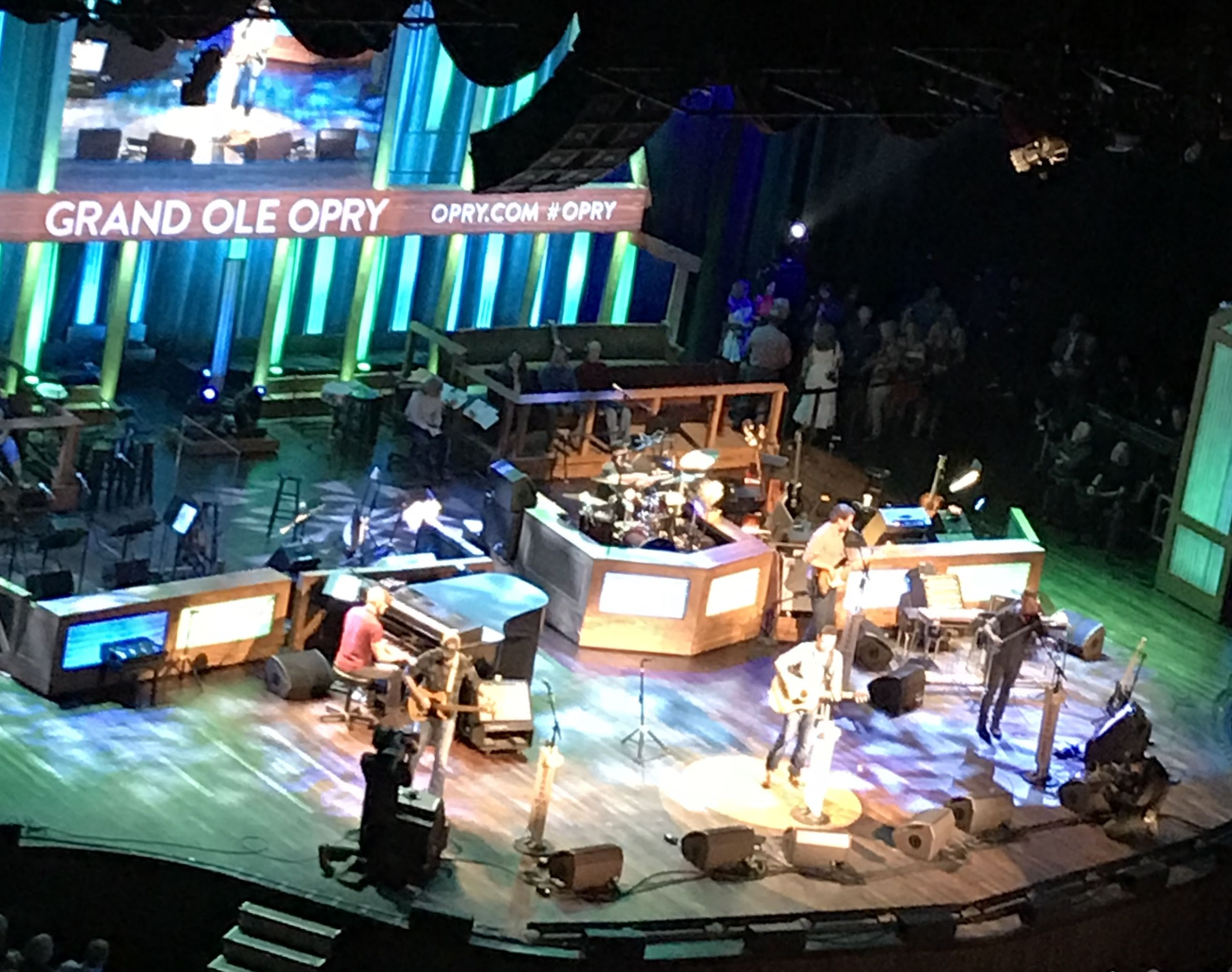 Grand Ole Opry Country Music Show Nashville