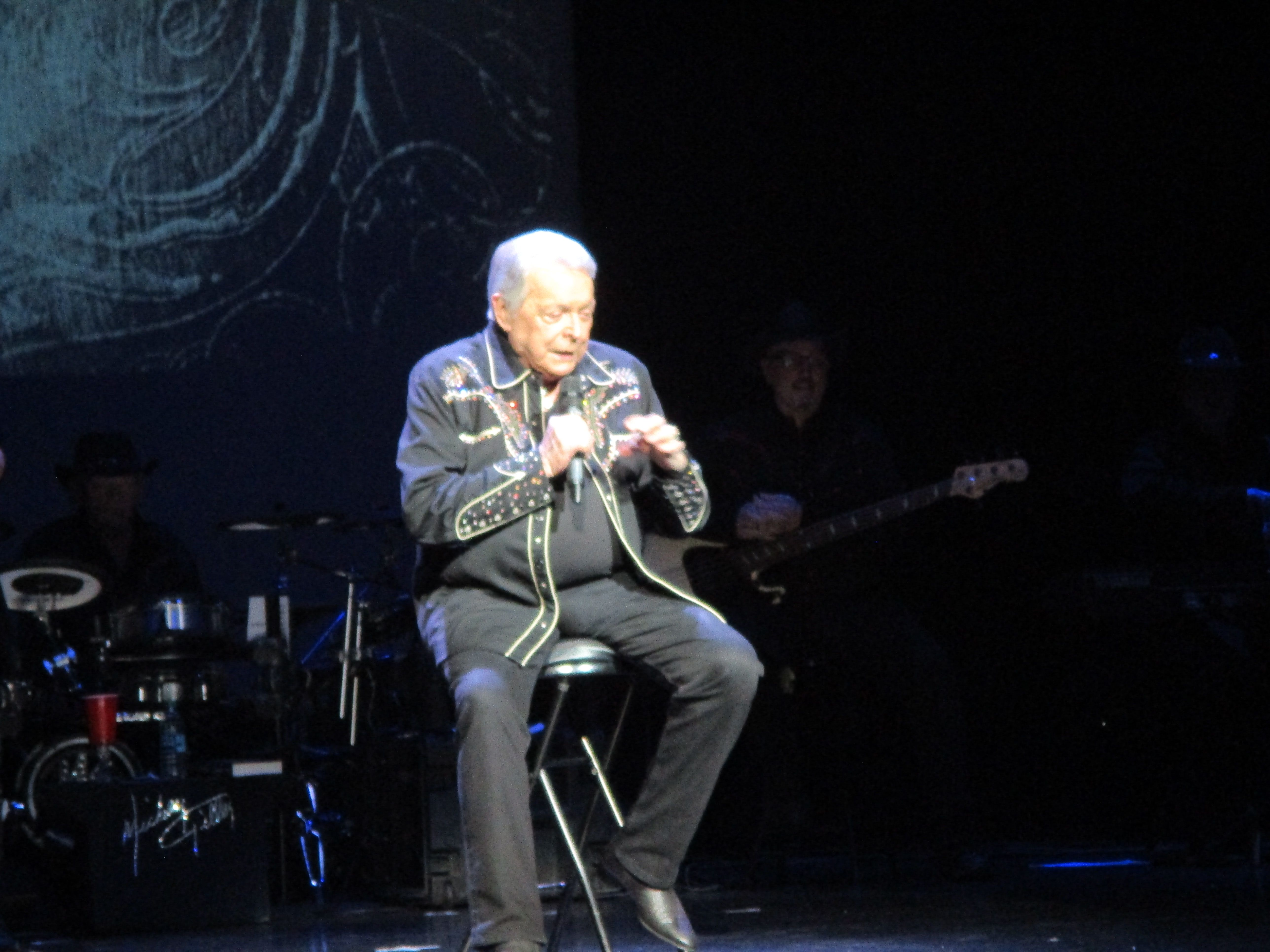 Experience the Mickey Gilley and Johnny Lee Urban Cowboy Reunion Show