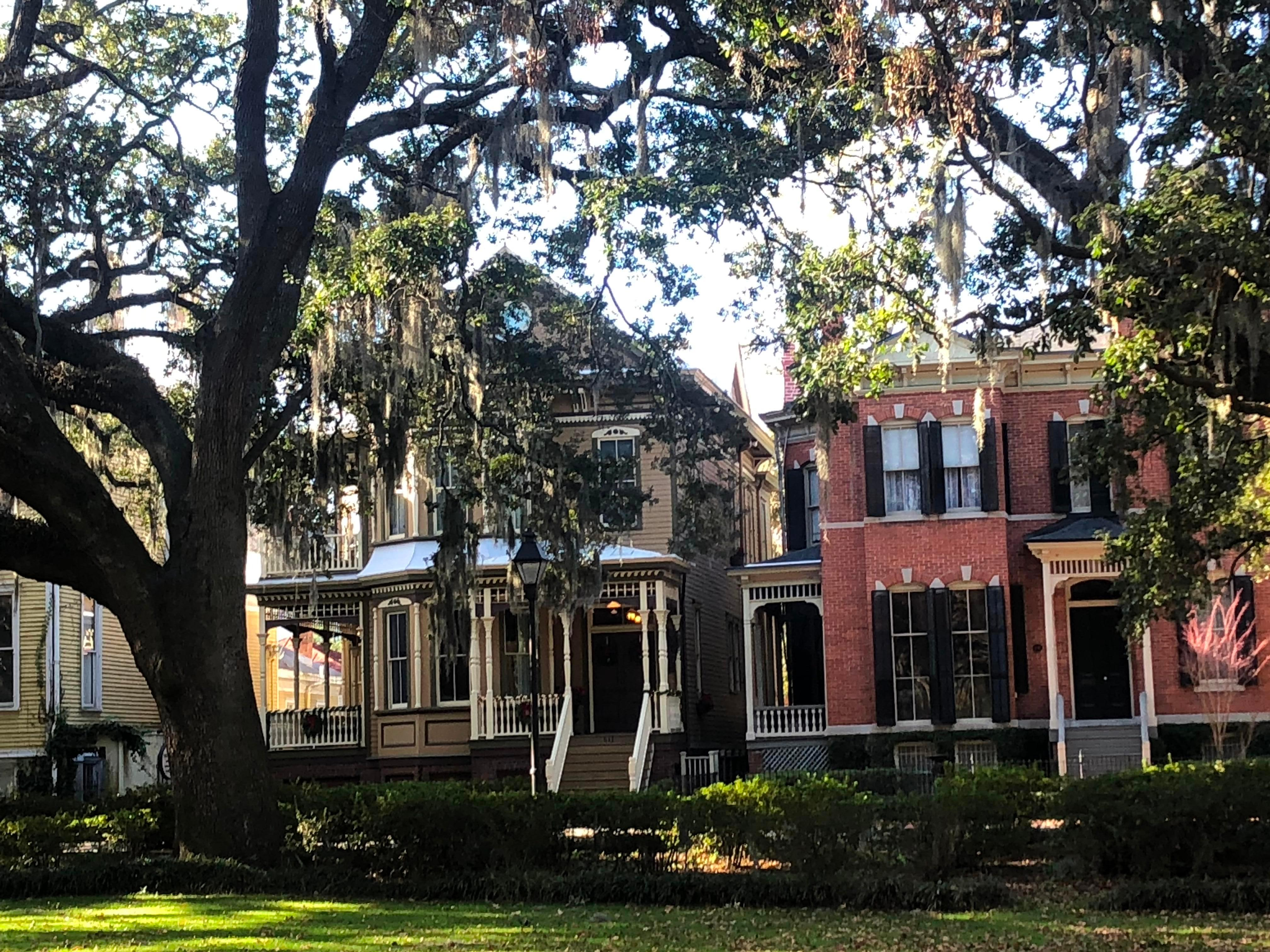 Amazing Homes on the Savannah Historic Overview Trolley Tour