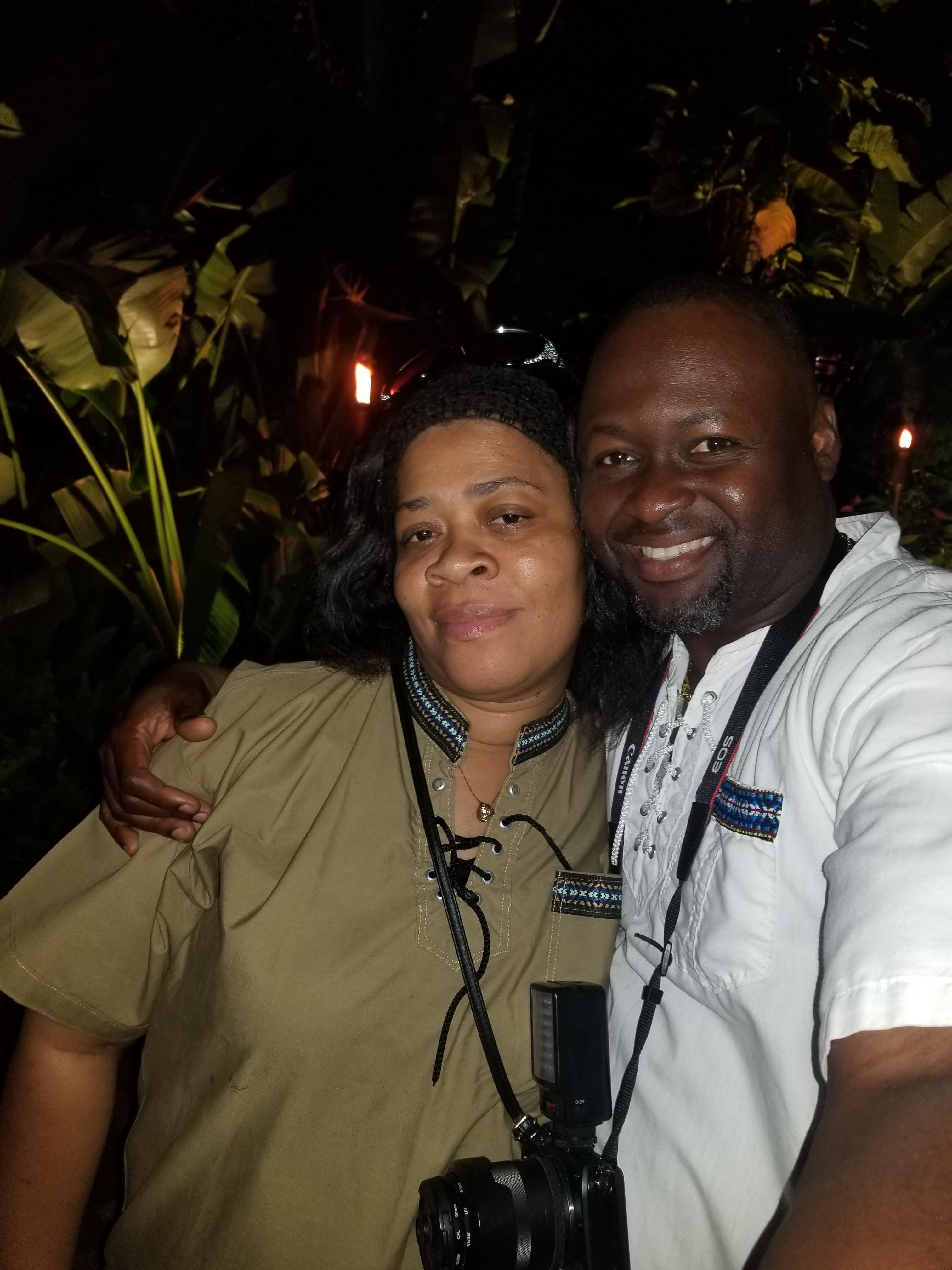 Couple on the Jungle Queen Riverboat Fort Lauderdale Sightseeing and Dinner Cruises